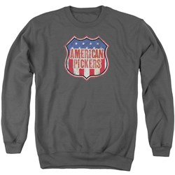 American Pickers - Mens Vintage Sign Sweater