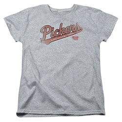 American Pickers - Womens Distressed Pickers T-Shirt