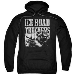 Ice Road Truckers - Mens Break The Ice Pullover Hoodie
