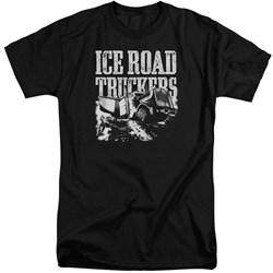 Ice Road Truckers - Mens Break The Ice Tall T-Shirt