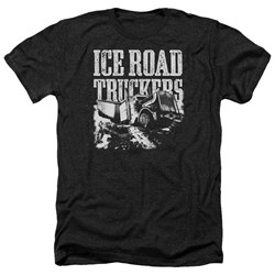 Ice Road Truckers - Mens Break The Ice Heather T-Shirt