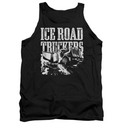 Ice Road Truckers - Mens Break The Ice Tank Top