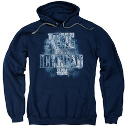 Ice Road Truckers - Mens King Of The Ice Road Pullover Hoodie