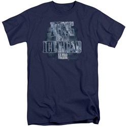Ice Road Truckers - Mens King Of The Ice Road Tall T-Shirt