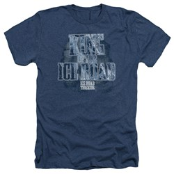 Ice Road Truckers - Mens King Of The Ice Road Heather T-Shirt