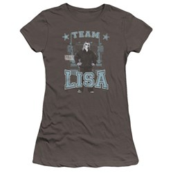 Ice Road Truckers - Juniors Team Lisa Premium Bella T-Shirt