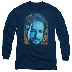 Ancient Aliens - Mens As Above So Below Long Sleeve T-Shirt