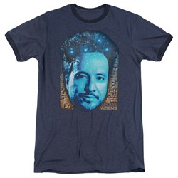 Ancient Aliens - Mens As Above So Below Ringer T-Shirt