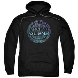 Ancient Aliens - Mens Symbol Logo Pullover Hoodie