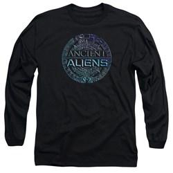 Ancient Aliens - Mens Symbol Logo Long Sleeve T-Shirt