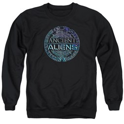 Ancient Aliens - Mens Symbol Logo Sweater
