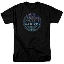 Ancient Aliens - Mens Symbol Logo T-Shirt