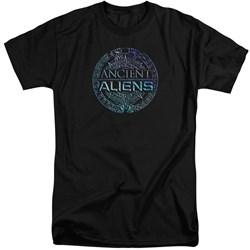 Ancient Aliens - Mens Symbol Logo Tall T-Shirt