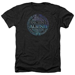 Ancient Aliens - Mens Symbol Logo Heather T-Shirt