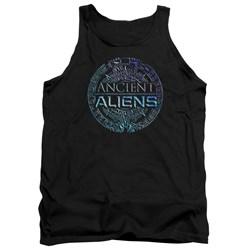 Ancient Aliens - Mens Symbol Logo Tank Top