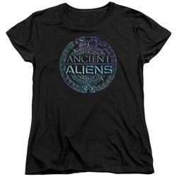 Ancient Aliens - Womens Symbol Logo T-Shirt