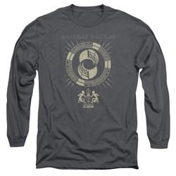 Ancient Aliens - Mens Glyphs Long Sleeve T-Shirt