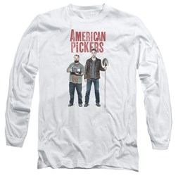 American Pickers - Mens American Profit Long Sleeve T-Shirt