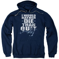 Six - Mens No Quitting Pullover Hoodie