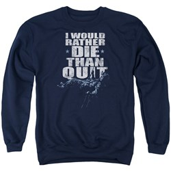 Six - Mens No Quitting Sweater