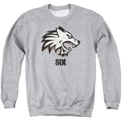 Six - Mens Wolf Sweater