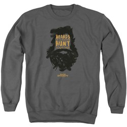 Duck Dynasty - Mens Beards Of A Feather Sweater