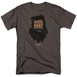 Duck Dynasty - Mens Beards Of A Feather T-Shirt