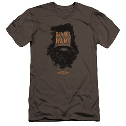 Duck Dynasty - Mens Beards Of A Feather Premium Slim Fit T-Shirt