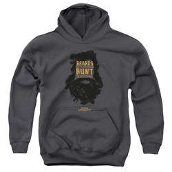 Duck Dynasty - Youth Beards Of A Feather Pullover Hoodie