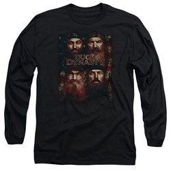 Duck Dynasty - Mens American Dynasty Long Sleeve T-Shirt