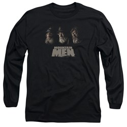 Mountain Men - Mens Rich Tom And Marty Long Sleeve T-Shirt