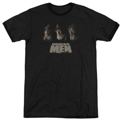 Mountain Men - Mens Rich Tom And Marty Ringer T-Shirt