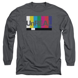 Unreal - Mens Unreal Long Sleeve T-Shirt