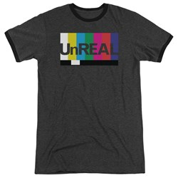 Unreal - Mens Unreal Ringer T-Shirt