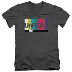 Unreal - Mens Unreal V-Neck T-Shirt