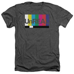 Unreal - Mens Unreal Heather T-Shirt