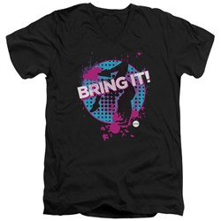 Bring It - Mens Bring It V-Neck T-Shirt