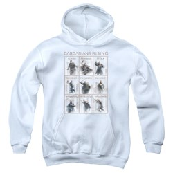 Barbarians Rising - Youth Nine Pullover Hoodie