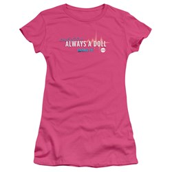 Bring It - Juniors Doll T-Shirt