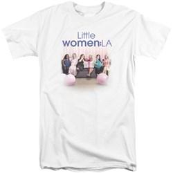 Little Women La - Mens Baby Shower Tall T-Shirt