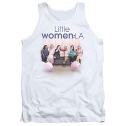 Little Women La - Mens Baby Shower Tank Top