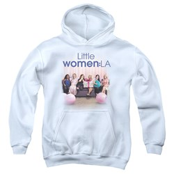 Little Women La - Youth Baby Shower Pullover Hoodie