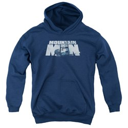 Mountain Men - Youth Live For A Living Pullover Hoodie