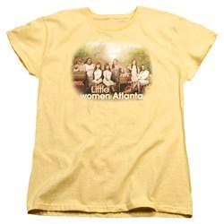 Little Women Atlanta - Womens Key Art T-Shirt