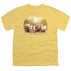 Little Women Atlanta - Youth Key Art T-Shirt
