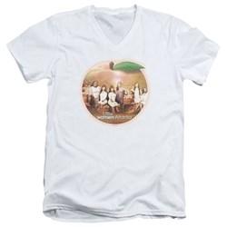 Little Women Atlanta - Mens Peach Pie V-Neck T-Shirt