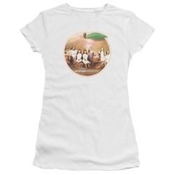 Little Women Atlanta - Juniors Peach Pie Premium Bella T-Shirt