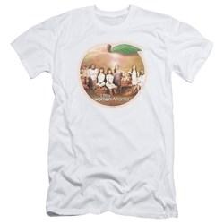 Little Women Atlanta - Mens Peach Pie Slim Fit T-Shirt