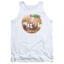 Little Women Atlanta - Mens Peach Pie Tank Top