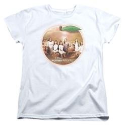 Little Women Atlanta - Womens Peach Pie T-Shirt